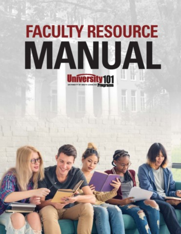 The University 101 Faculty Resource Manual, 2019