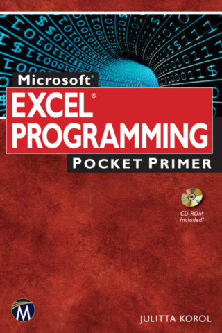 Microsoft Excel Programming Pocket Primer