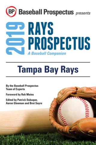 Tampa Bay Rays 2019