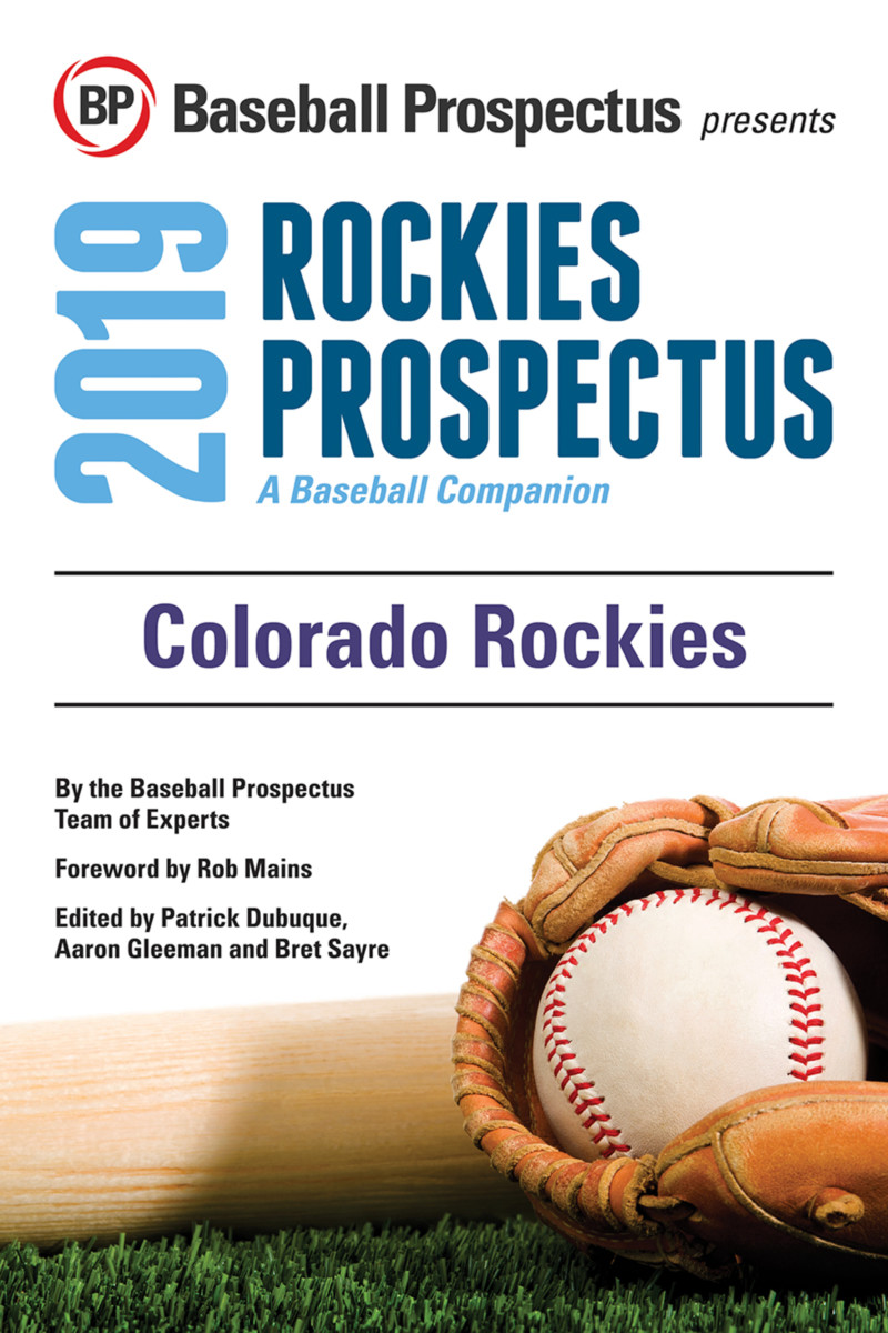 Colorado Rockies 2019