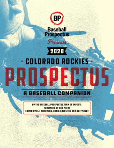 Colorado Rockies 2020