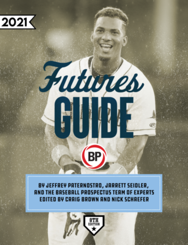 Baseball Prospectus Futures Guide 2021