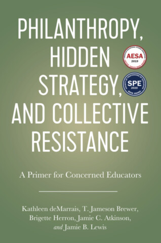 Philanthropy, Hidden Strategy, and Collective Resistance