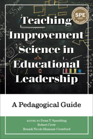 Teaching Improvement Science in Educational Leadership