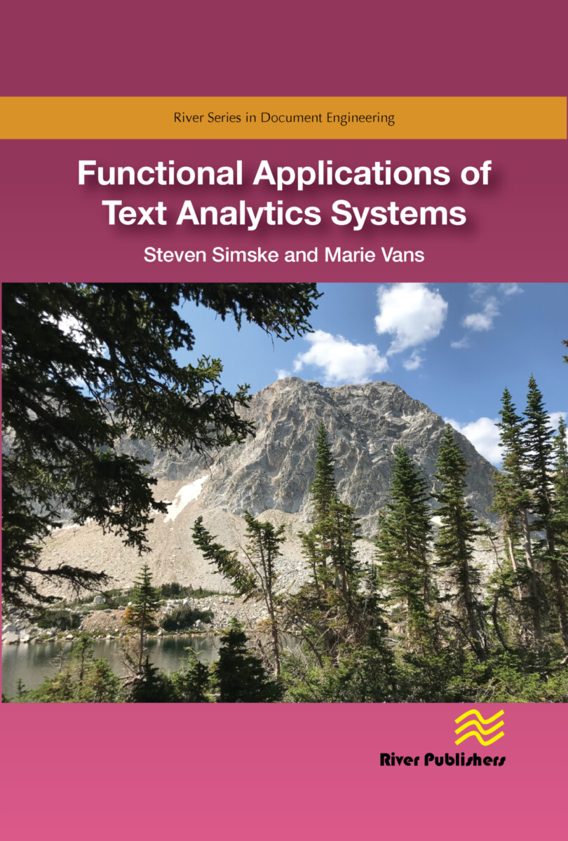 Functional Applications of Text Analytics Systems