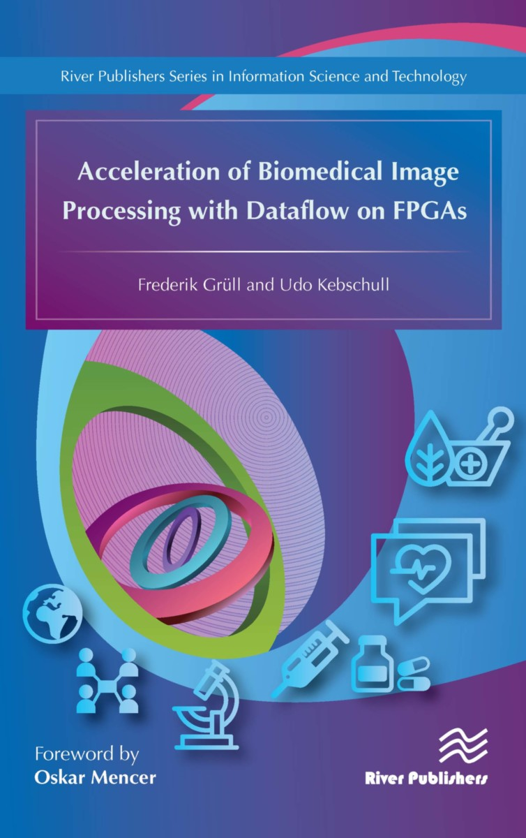 Acceleration of Biomedical Image Processing with Dataflow on FPGAs