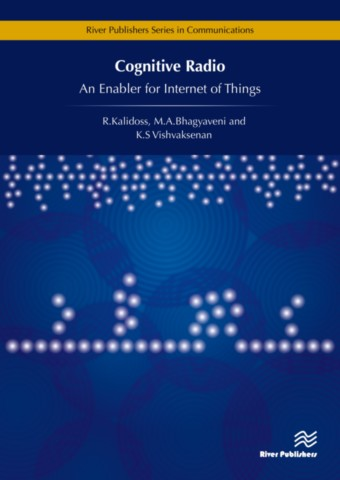 Cognitive Radio - An Enabler for Internet of Things