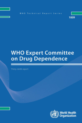 WHO Expert Committee on Drug Dependence