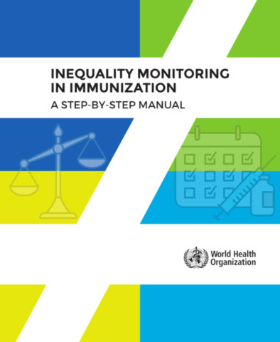 Inequality Monitoring in Immunization
