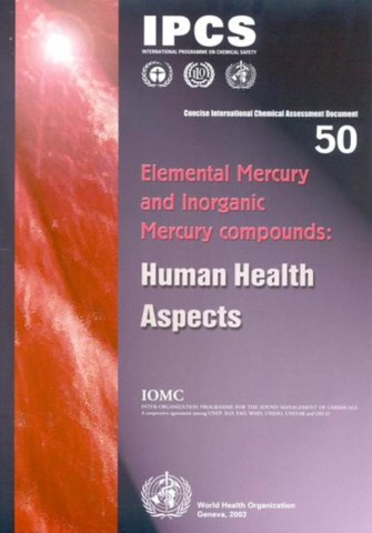 Elemental Mercury and Inorganic Mercury Compounds