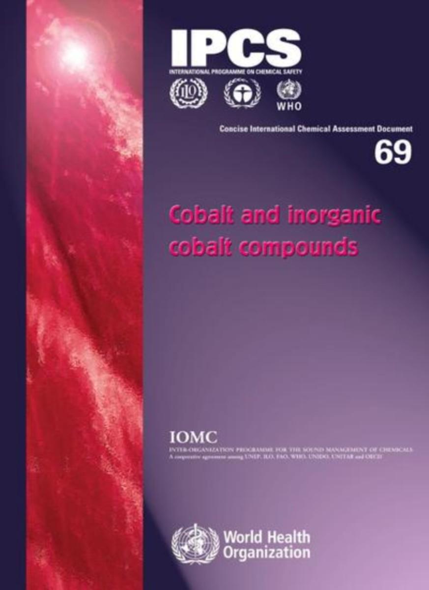 Cobalt and Inorganic Cobalt Compounds
