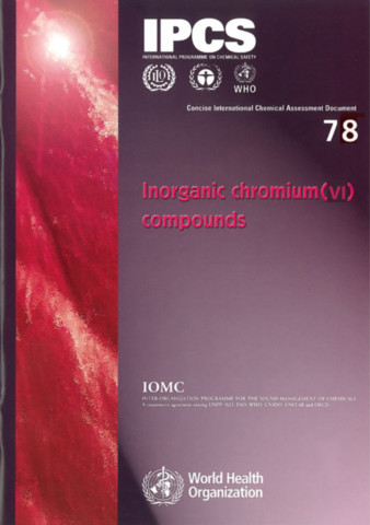 Inorganic Chromium 4 Compounds