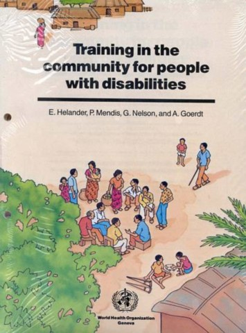 Training in the Community for People with Disabilities