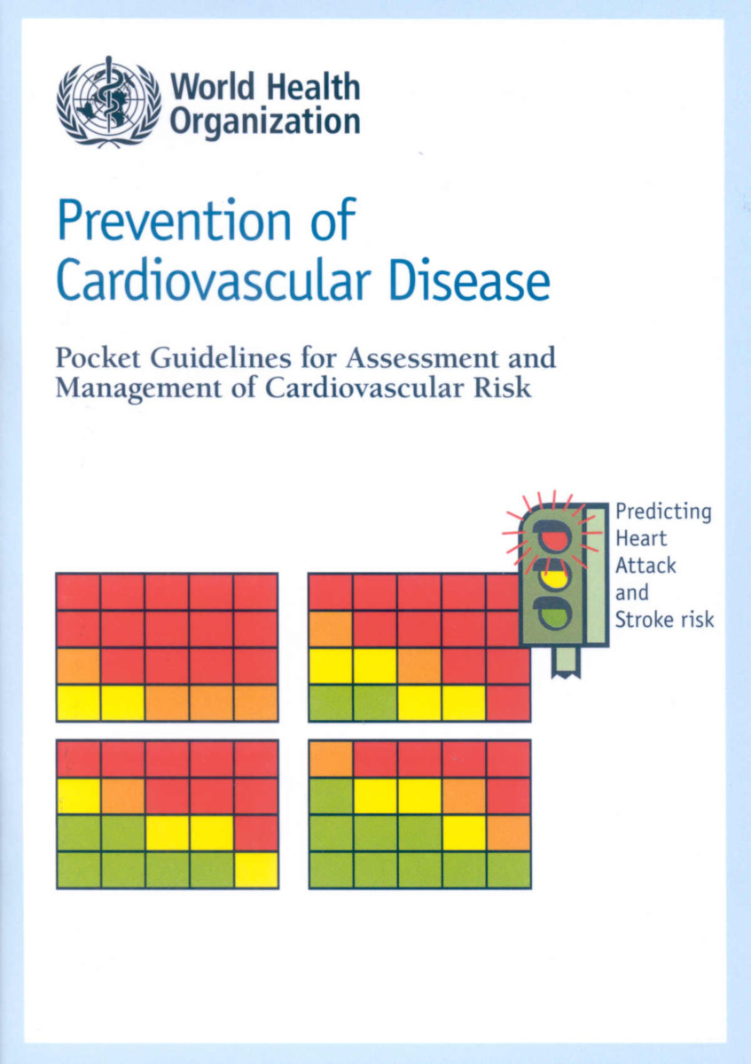 Prevention of Cardiovascular Disease  Pocket Guidelines for