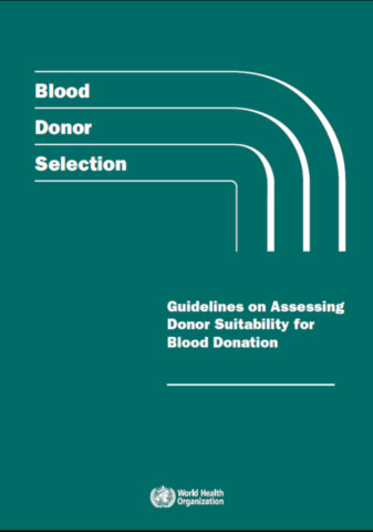 Blood Donor Selection