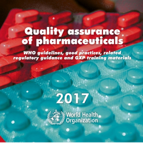 Quality Assurance of Pharmaceuticals 2017