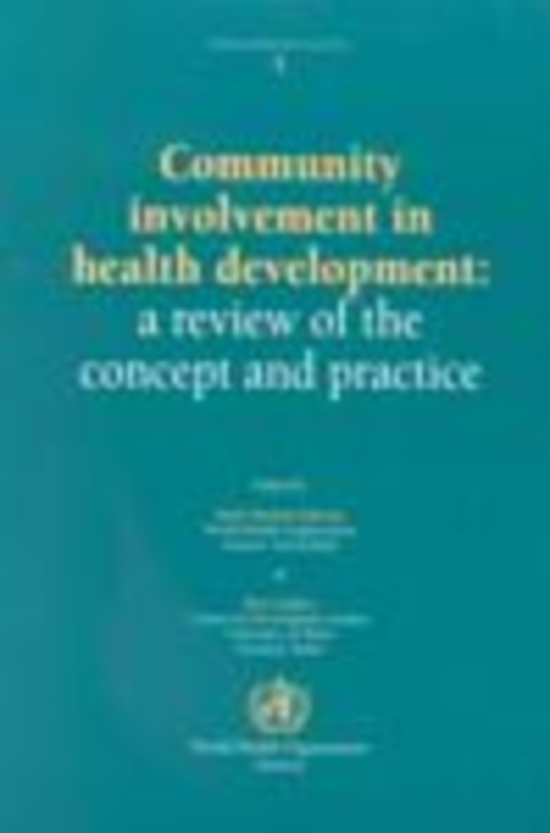 Community Involvement in Health Development