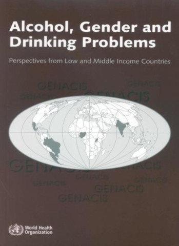 Alcohol, Gender and Drinking Problems