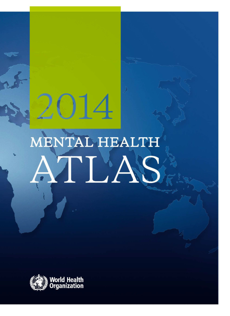 Mental Health Atlas 2014