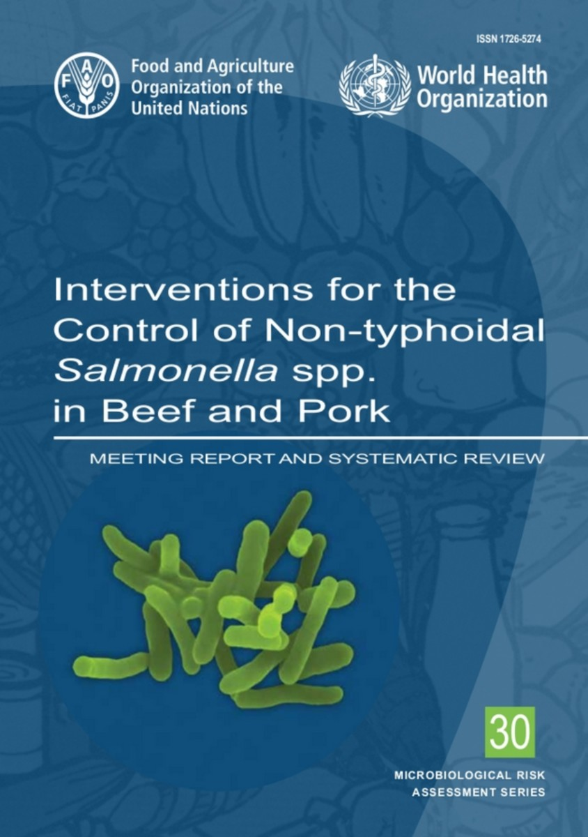 Interventions for the Control of Non-typhoidal Salmonella spp. in Beef and Pork