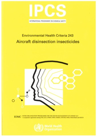 Aircraft Disinsection Insecticides