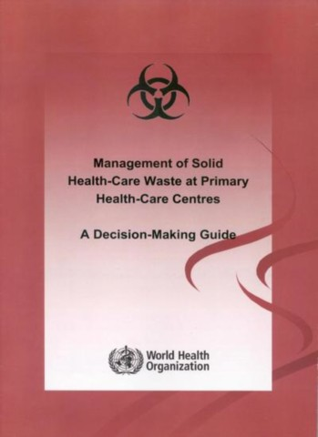 Management of Solid Health-care Waste at Primary Health Care Centres