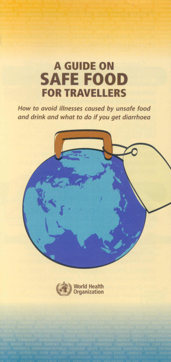 A Guide on Safe Food for Travellers