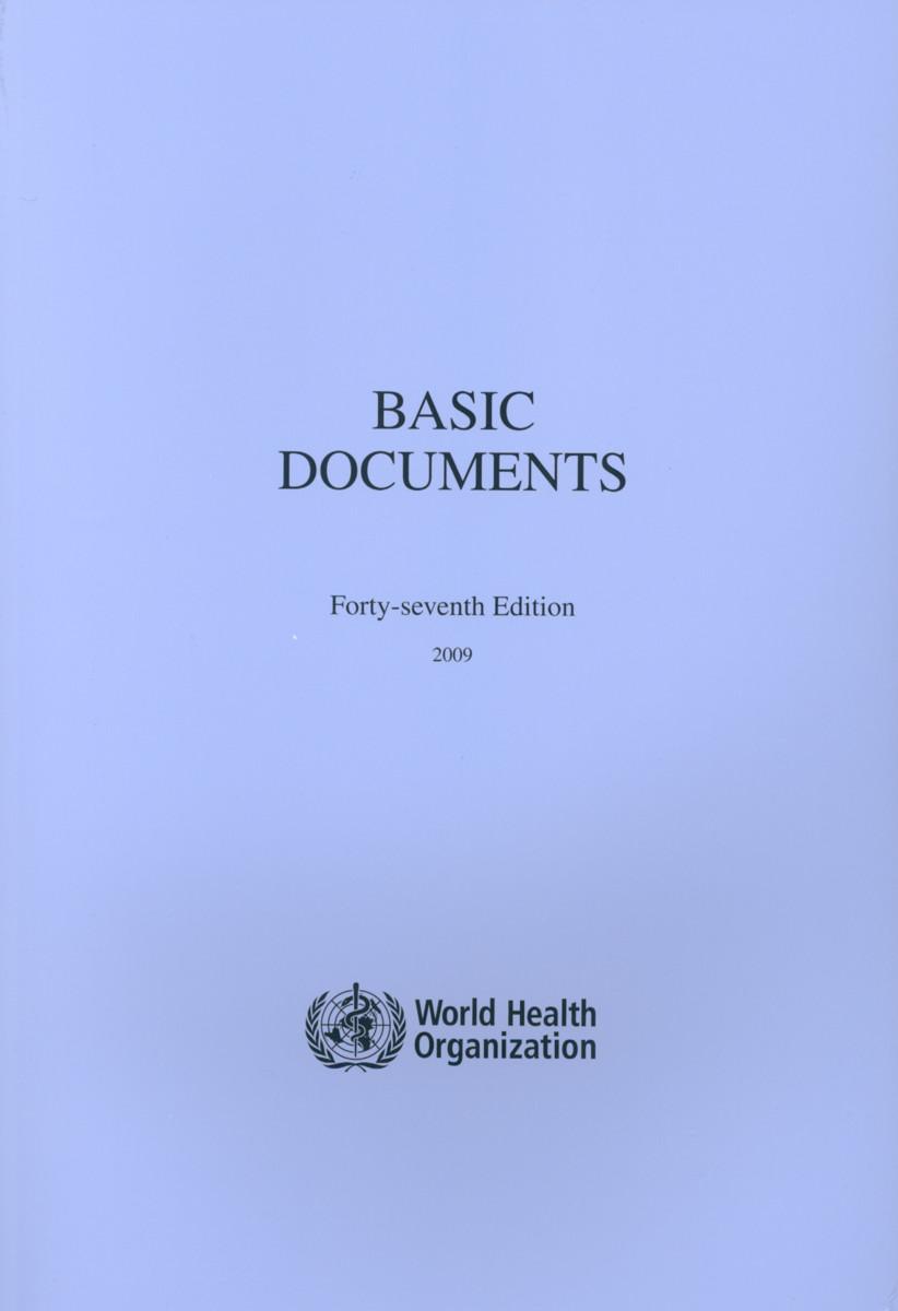 Basic Documents