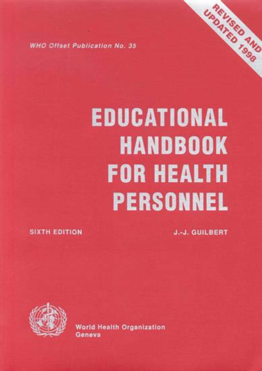 Educational Handbook for Health Personnel