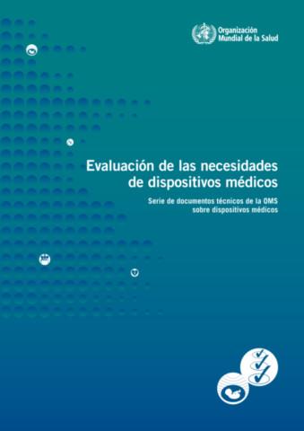 Evaluación de las necesidades de dispositivos médicos