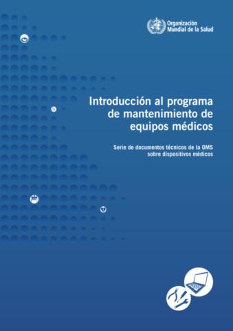 Introducción al programa de mantenimiento de equipos médicos