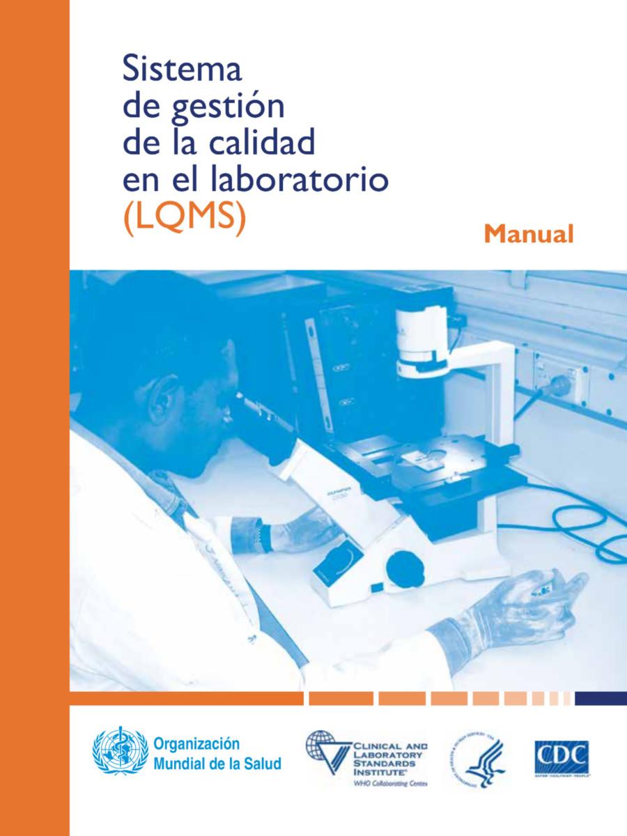 Sistema de gestión de la calidad en el laboratorio