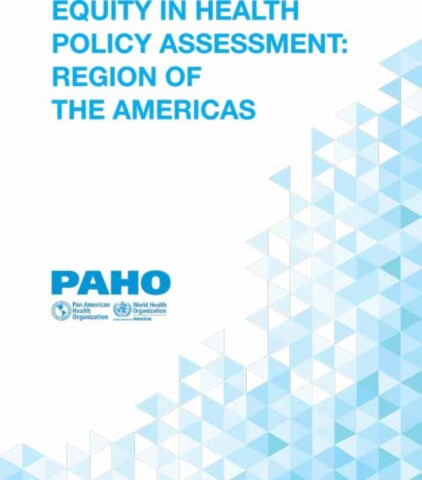 Equity in Health Policy Assessment