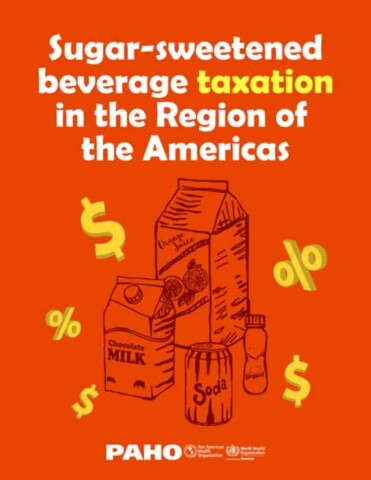 Sugar-sweetened beverage taxation in the Region of the Americas