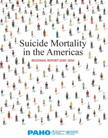 Suicide Mortality in the Americas