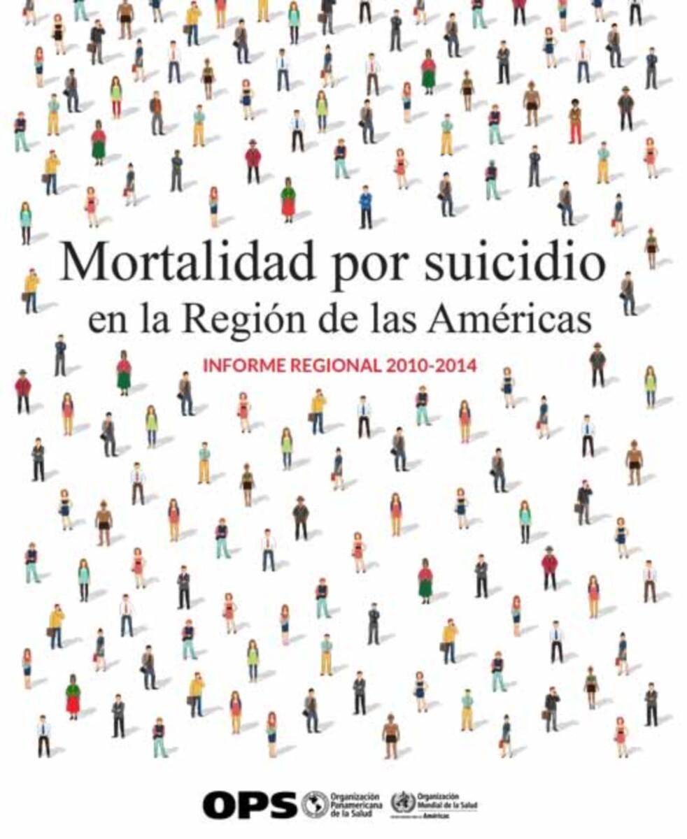 Mortalidad por suicidio en la Región de las Américas