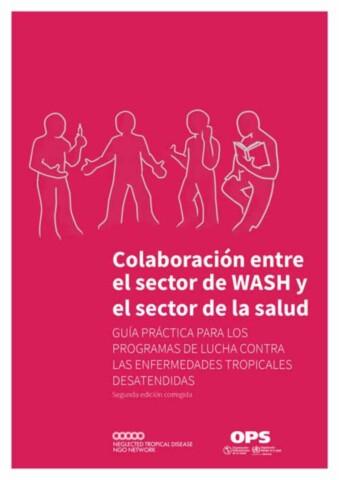 Colaboración entre el sector de WASH y el sector de la salud