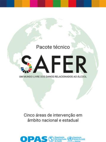 Pacote técnico SAFER - um mundo livre dos danos relacionados ao álcool