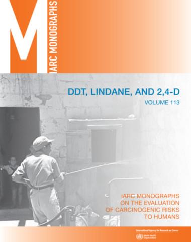DDT, Lindane, and 2,4-D