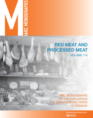 Red Meat and Processed Meat