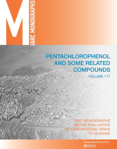Pentachlorophenol and Some Related Compounds