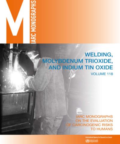Welding, Molybdenum Trioxide, and Indium Tin Oxide