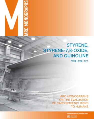 Styrene, Styrene-7,8-oxide, and Quinoline