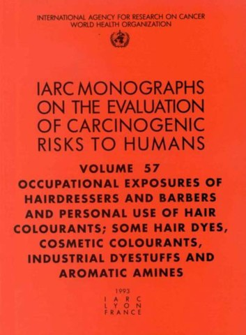 Occupational Exposures of Hairdressers and Barbers & Personal Use of Hair Colourants