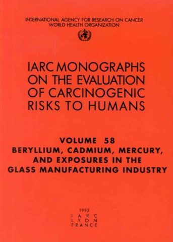 Beryllium, Cadmium, Mercury, and Exposures in the Glass Manufacturing Industry
