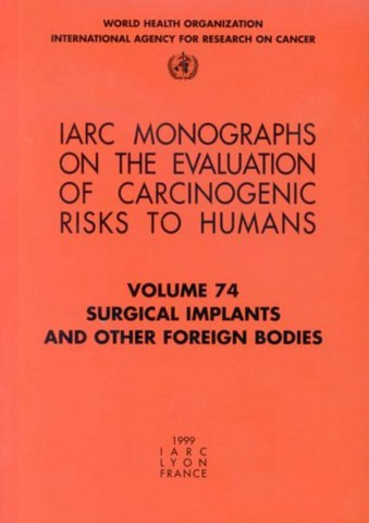 Surgical Implants and Other Foreign Bodies