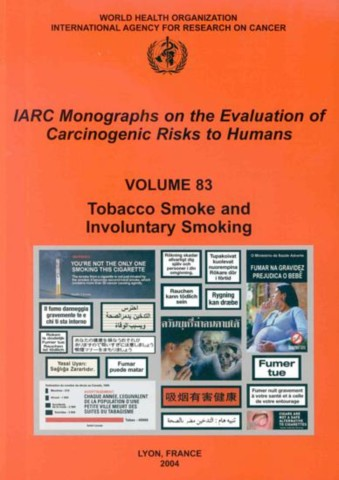 Tobacco Smoke and Involuntary Smoking