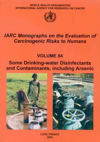 Some Drinking-water Disinfectants and Contaminants, including Arsenic