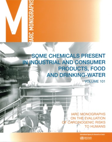 Some Chemicals Present in Industrial and Consumer Products, Food and Drinking-Water