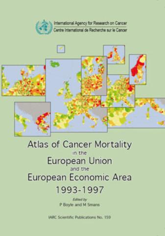 Atlas of Cancer Mortality in the European Union and the European Economic Area 1993-1997